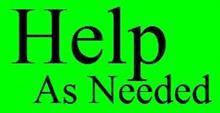 HelpAsNeeded
