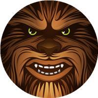 Giant Wookiee